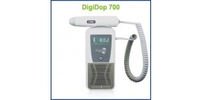 Display Digital Handheld Doppler, 8MHz Vascular Probe