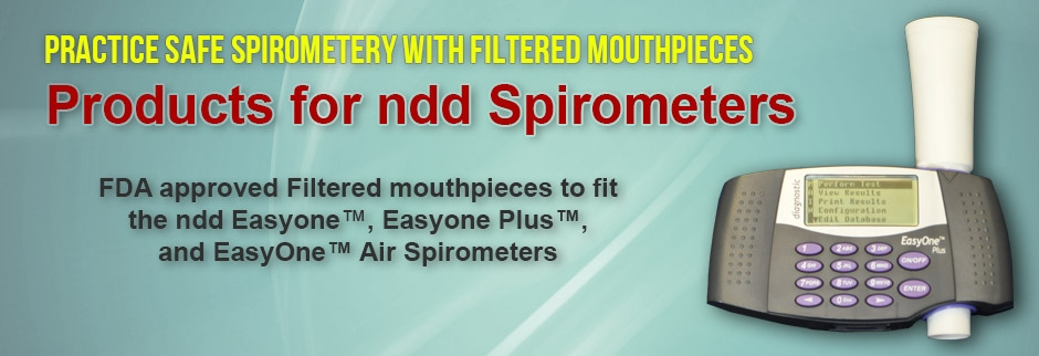 Products for ndd Spirometers